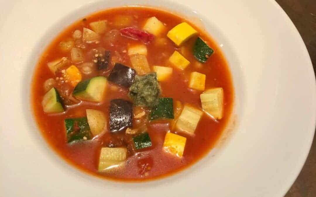 Instant Pot Italian Stew